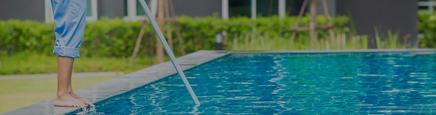 Swimming Pool Cleaning Abu Dhabi