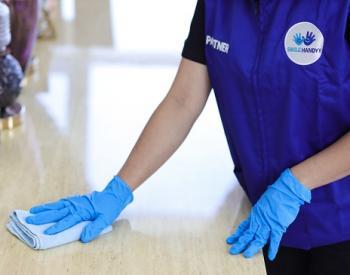 Maid service Abu Dhabi